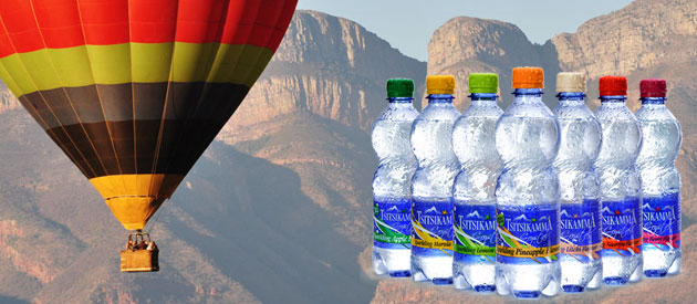 Tsitsikamma Crystal offers pure bottled mountain water - Still, Sparkling and Flavoured Water